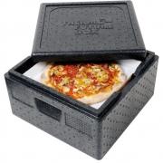 Pojemniki termoizolacyjne do pizzy