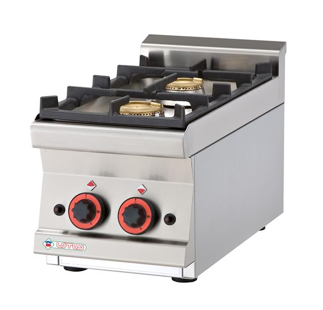 Zapytaj o Kuchnia gazowa 2 palnikowa PCT 63G  00000625