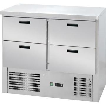 Stół chłodniczy z 4 szufladami model 842041 firmy Stalgast