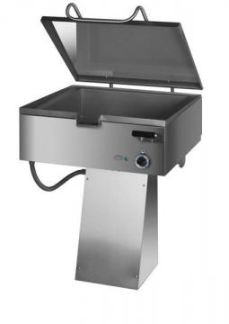 Patelnia elektryczna model 000.PE-025N firmy Kromet