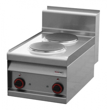 Kuchnia elektryczna 2-płytowa model PC-4ET / 00000713