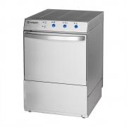 Zmywarka uniwersalna 400/230V z dozownikiem płynu myjącego i pompą wspomagającą płukanie 801516