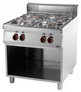Kuchnie gastronomiczne gazowe