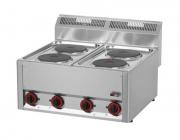 Linia 600 REDFOX Kuchnie elektryczne