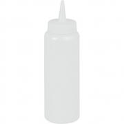 Dyspenser do sosów z polietylenu biały 065353