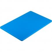 Deska do krojenia z polietylenu niebieska 341454