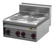 Kuchnia elektryczna 4-płytowa PC-6ET / 00000714