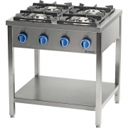Kuchnie gazowe